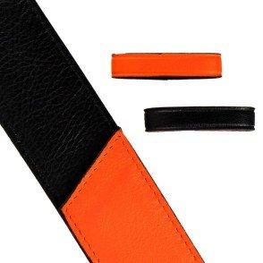 Orange / Noir